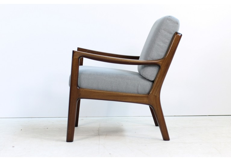60er Sessel, Easy Chair, Lounge Chair, Ole Wanscher, PJ, Poul Jeppesen, Denmark, danish modern design