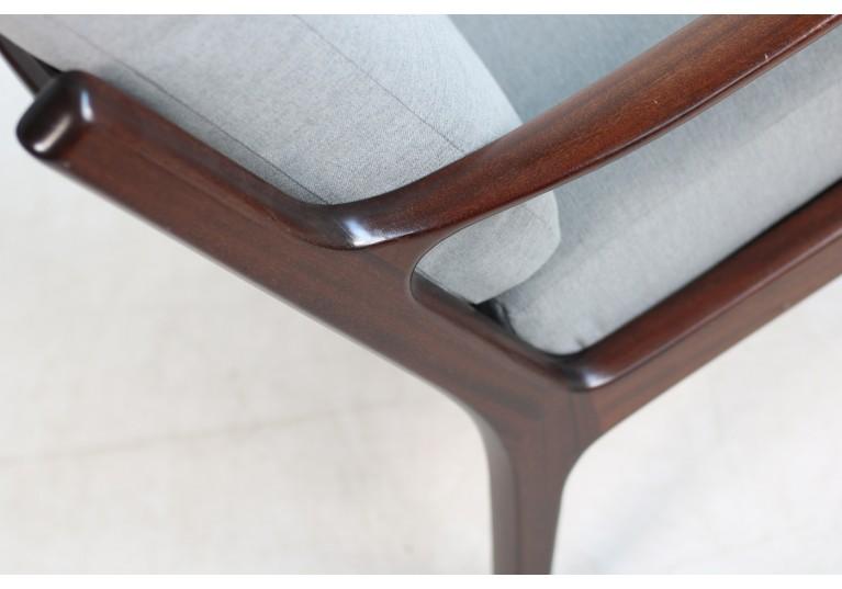 60er Sessel, Easy Chair, Lounge Chair, Ole Wanscher, PJ, Poul Jeppesen, Denmark, danish modern design