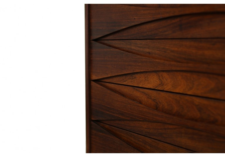 60er Kommode, Arne Vodder, chest of drawers, palisander, rosewood, danish modern