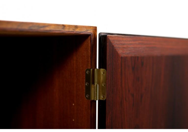60er Sidboard Palisander, Kai Winding, Danish Moder Design, drawers, credenza