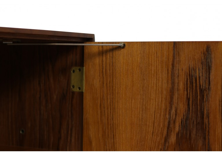 Large 1960s Ib Kofod-Larsen Teak Sideboard Mid-Century Modern