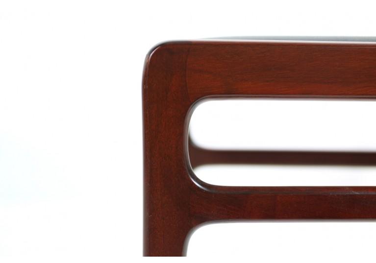 60er Esszimmer Set, 8 Stühle, Tisch ausziehbar, Mahagoni, Ole Wanscher, PJ Poul Jeppesen Denmark, 60s chairs & table